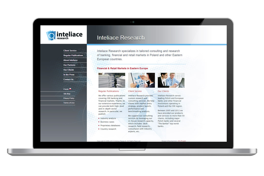 Inteliace Research